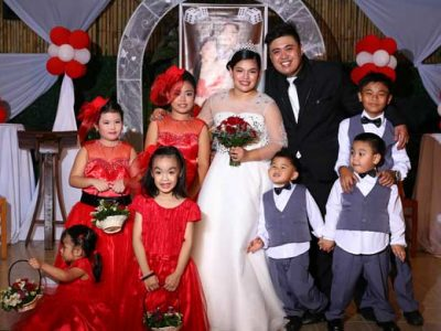 Casa Verde Imus weddings